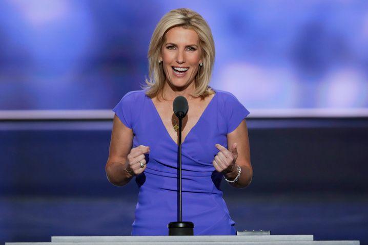 Fox News Moderatorin Laura Ingraham