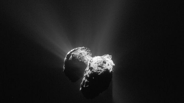 """""""Rosetta""""-Mission: Over und aus"""