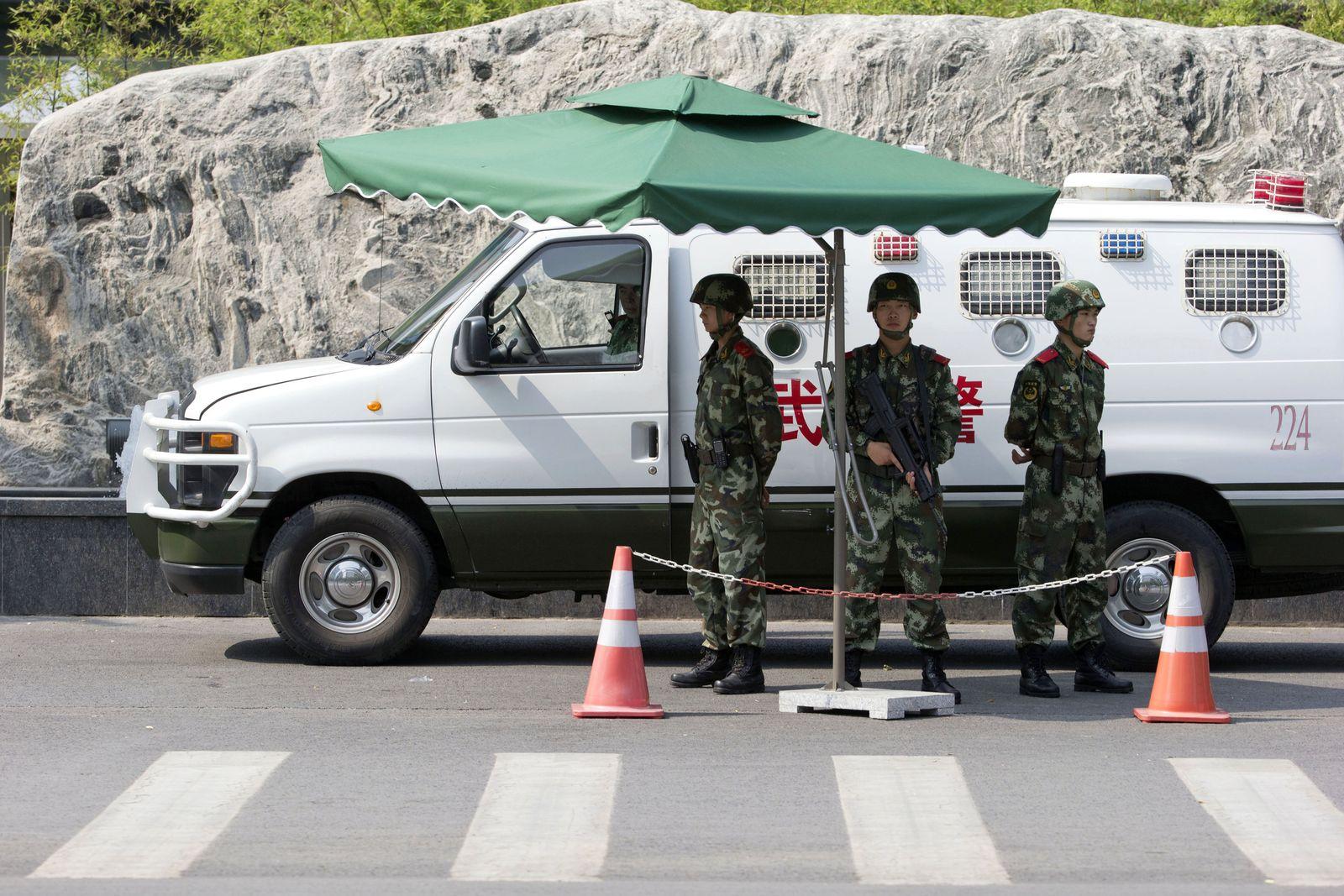 China Tiananmen Anniversary