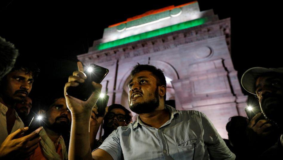 Fake News in Indien: Wer trägt die Schuld am Online-Hass?