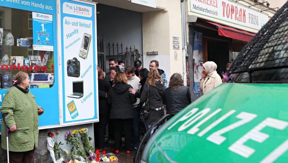 Anschlag in Neukölln: Wie im Bosnien-Krieg