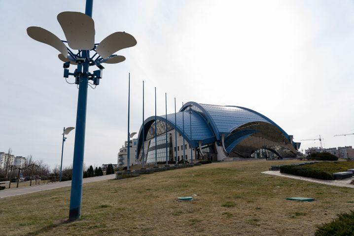 """Sportzentrum """"Olimp"""""""