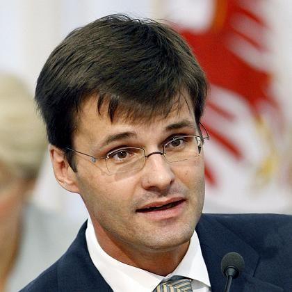 Zum Rücktritt aufgefordert: Brandenburgs CDU-Generalsekretär Sven Petke