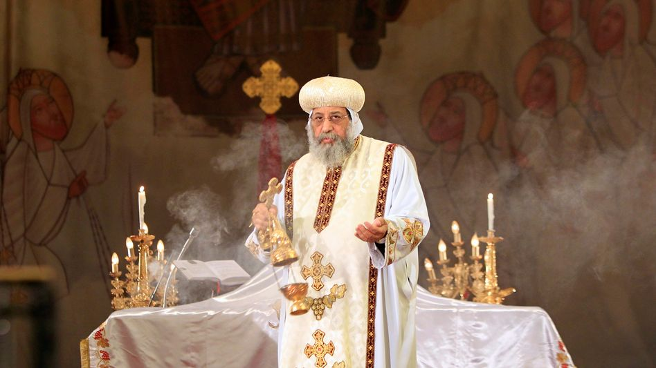 Papst Tawadros II.