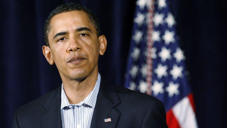 Barack Obama: Das Versagen sei nicht akzeptabel