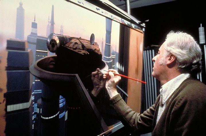 Ralph McQuarrie: Als Zeichner visionär