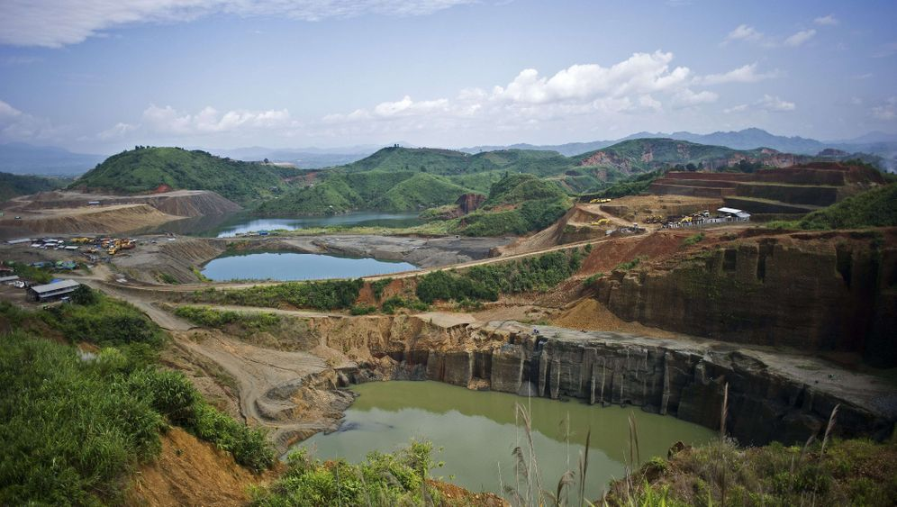 Burma: Jade-Abbau - ein brutales Geschäft