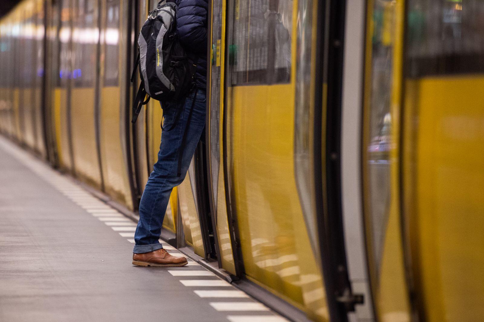 U-Bahnverkehr Berlin