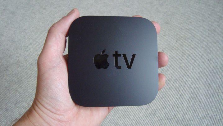 Angefasst: Apples neue TV-Box