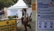 Erster Mensch stirbt außerhalb Chinas an Coronavirus