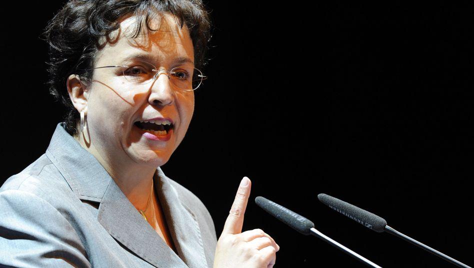 """FDP-Fraktionsvorsitzende Homburger: """"Nicht zu Lasten der Bedürftigen"""""""