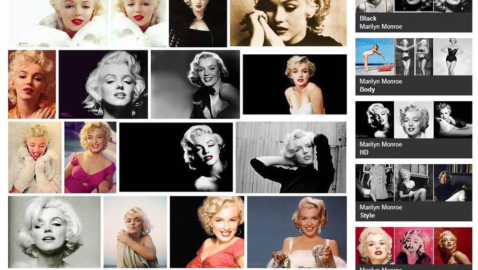 Bing-Bildersuche: Getty Images stört sich an neuer Funktion