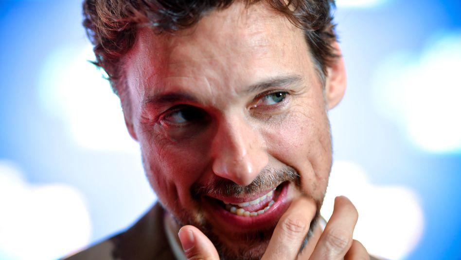 """Florian David Fitz: """"Die Erste ist mir in der Dose heruntergefallen und war tot"""""""
