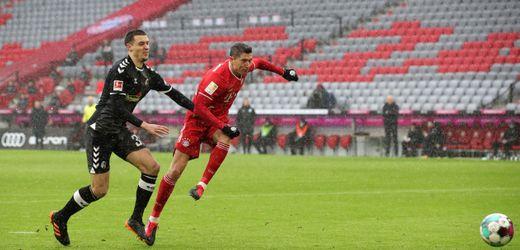 Bundesliga: Bayern München schlägt SC Freiburg