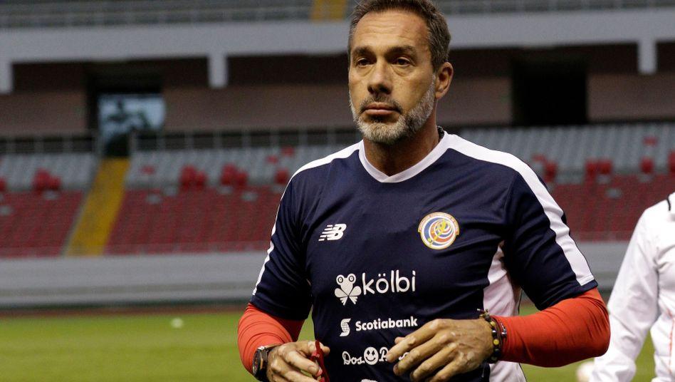 Gustavo Matosas will wieder mehr Action in seinem Beruf