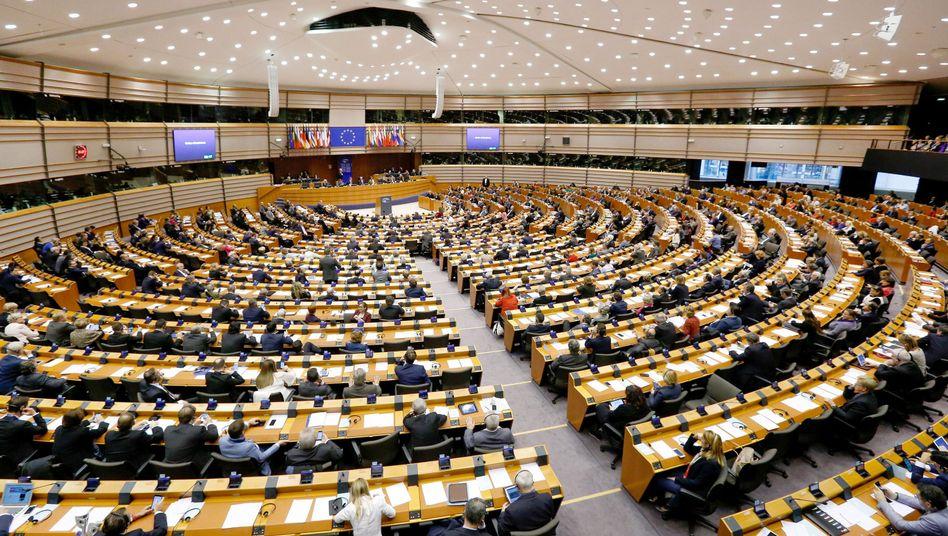 EU-Parlament in Brüssel