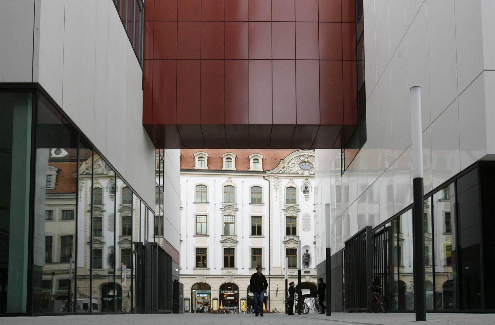 NICHT VERWENDEN Uni Leipzig Campus