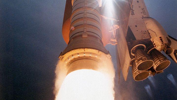 Space Shuttles: Letzter Vorhang für die Raumfähren