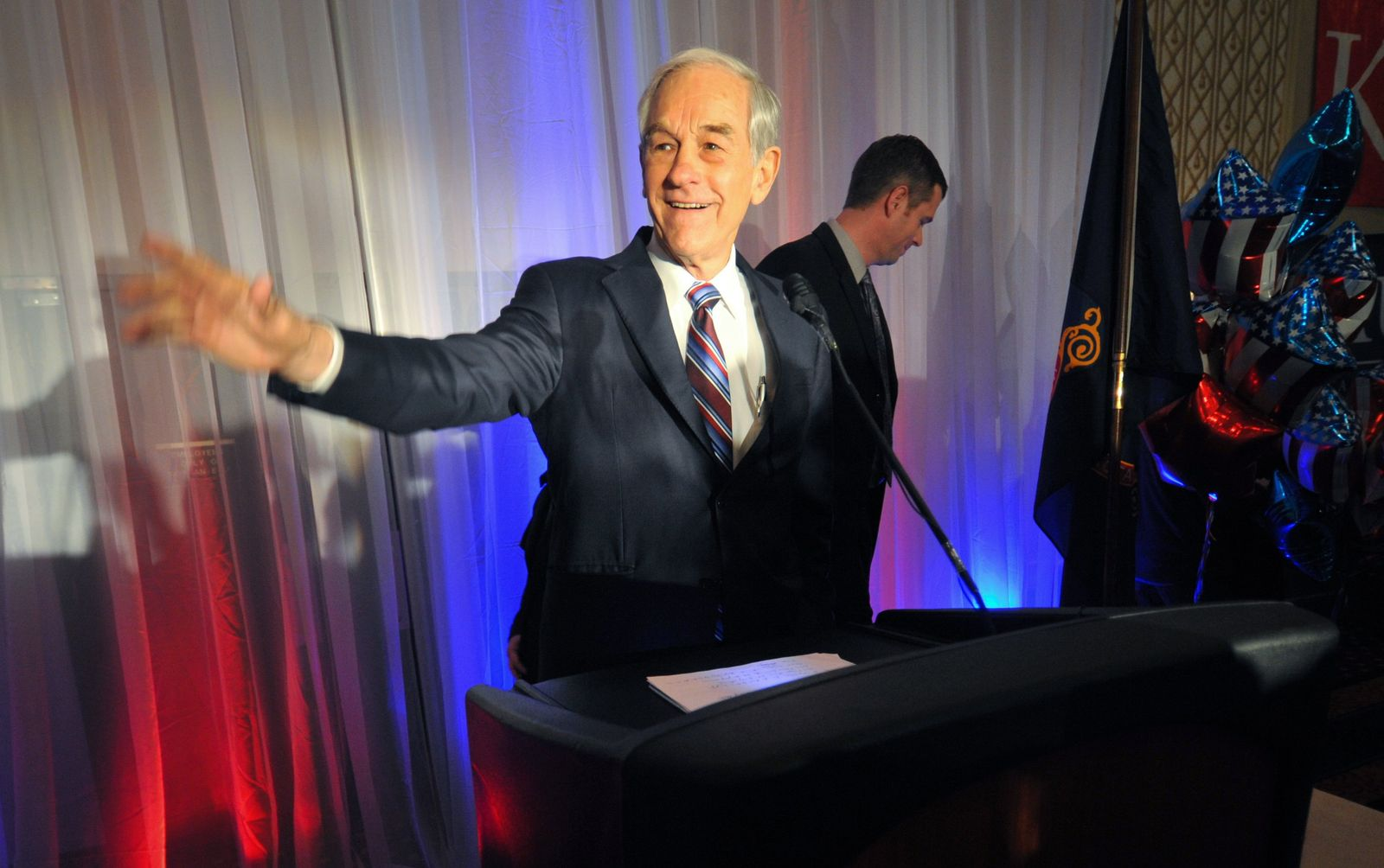 Biga Super Tuesday Ron Paul