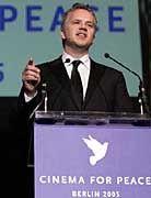 Ehrengast Tim Robbins: Macht der Geschichtenerzähler