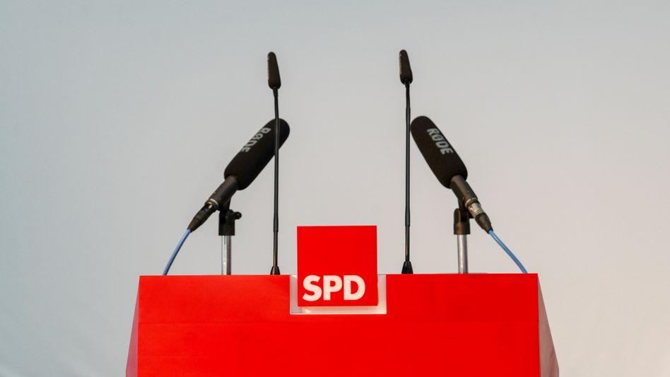 SPD sucht Chefgenossin: Die Suche gestaltet sich kompliziert