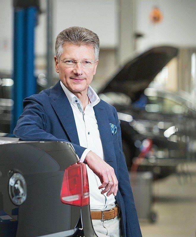 Continental CEO Degenhart
