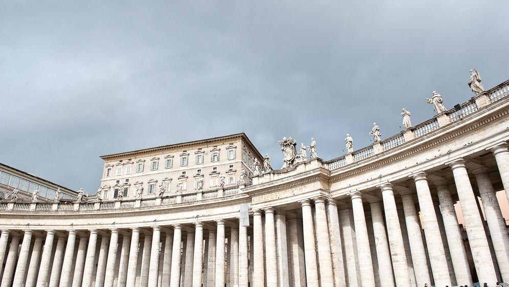 Männliche Prostituierte: Der Vatikan und die Sex-Affäre