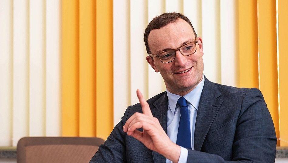 Minister Spahn: »Gegenwind aus den eigenen Reihen zu stark«