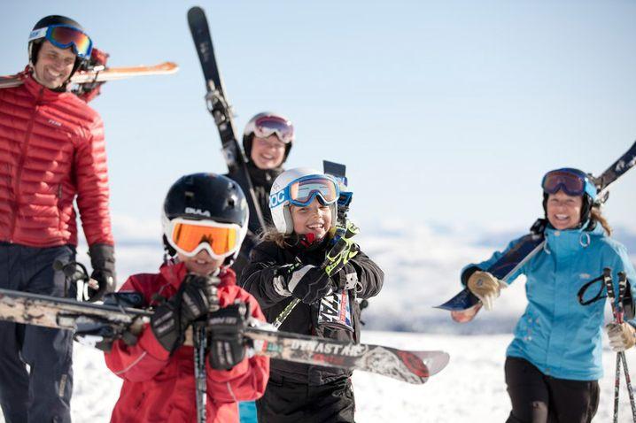 """Tärnaby: """"Was soll man hier sonst tun außer Skifahren?"""""""