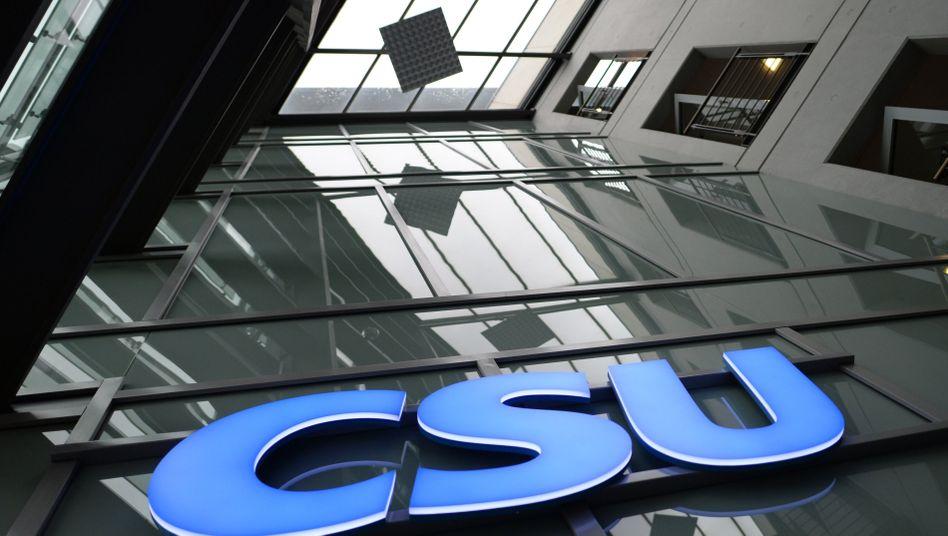 CSU-Zentrale in München