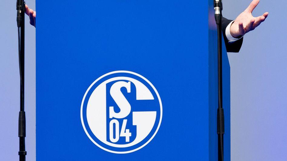 Schalke-Geschäftsführer Peters (Archivfoto): Streit mit Polizei beigelegt