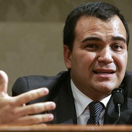 Wichtiger Zeuge: Mario Scaramella steht unter Polizeischutz