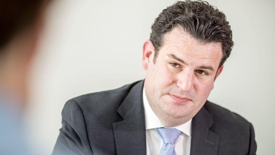 Hubertus Heil, Bundesminister für Arbeit und Soziales