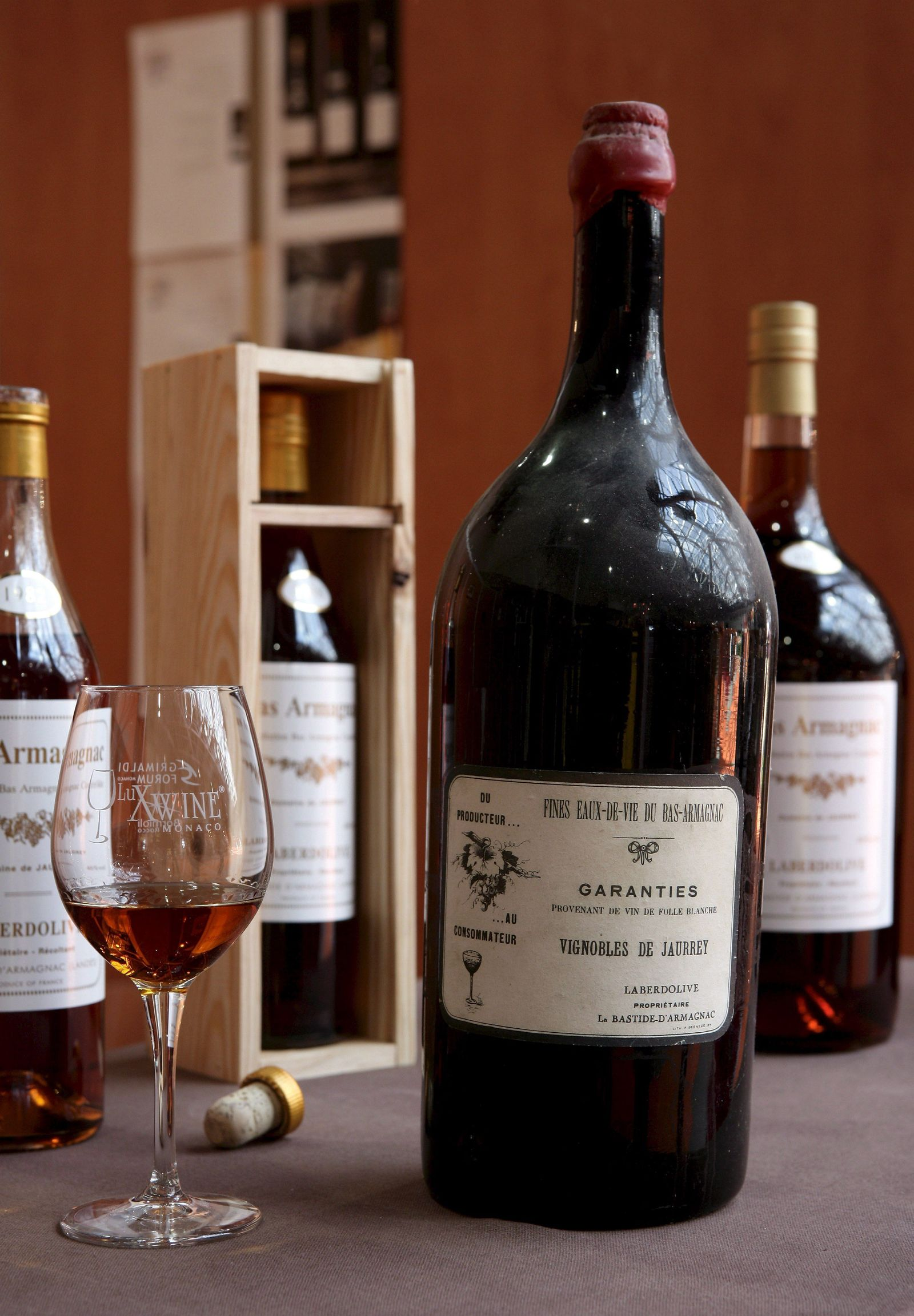 Luxus-Weine