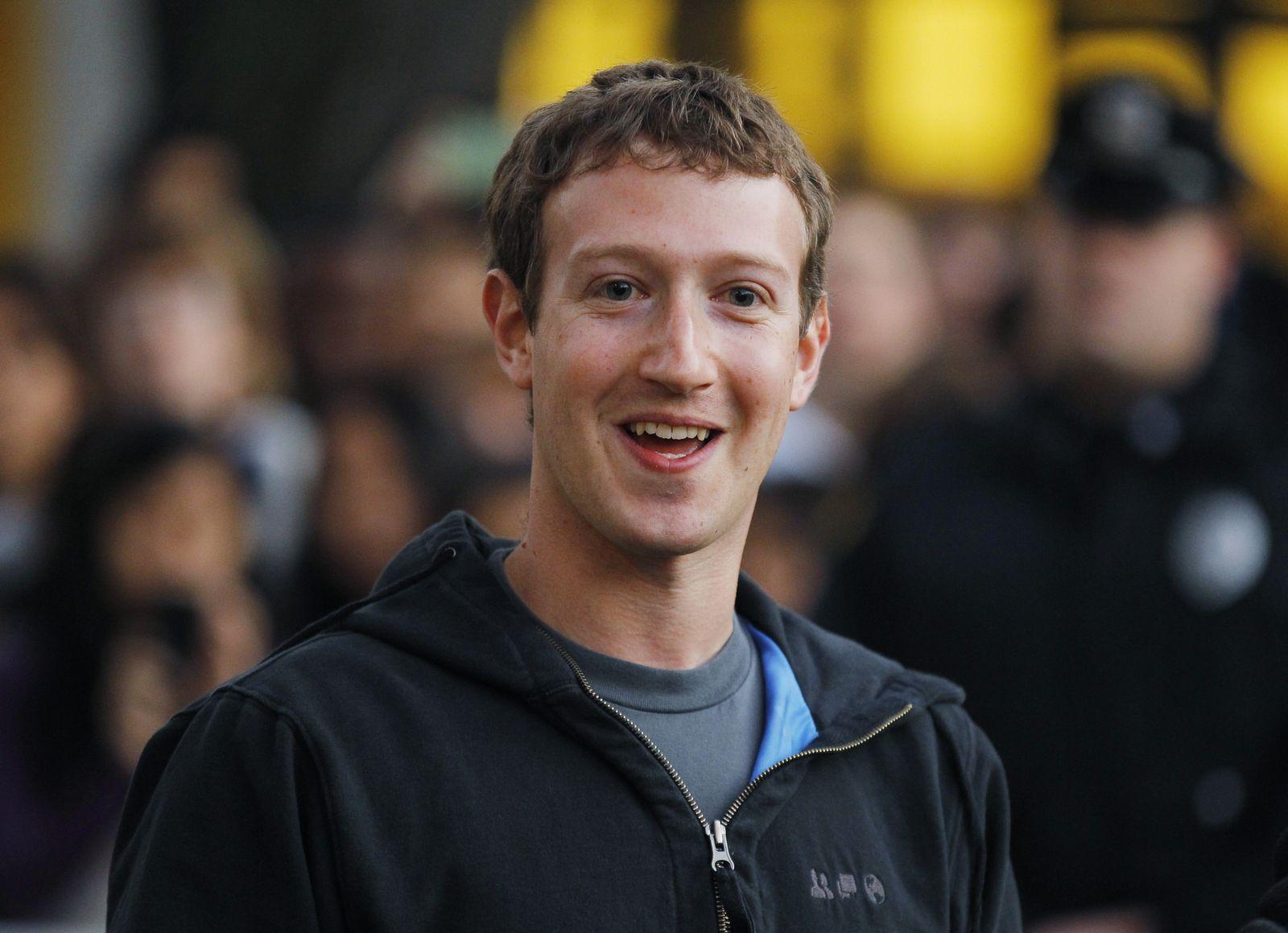 Mark Zuckerberg / Facebook