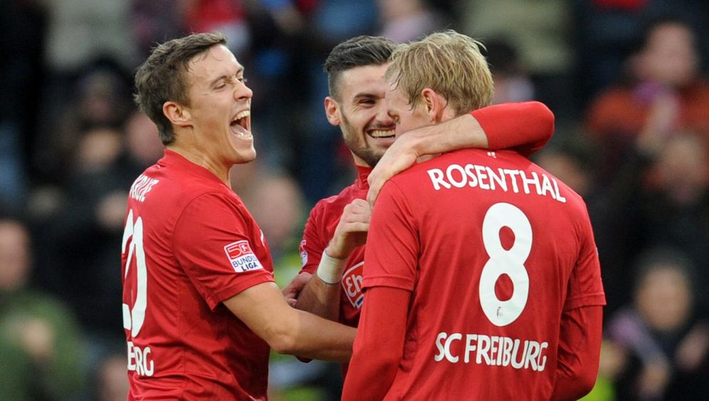 SC Freiburg: Spieler gehen, Probleme kommen