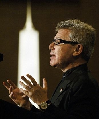 Architect Daniel Libeskind lived in Berlin for 12 years.