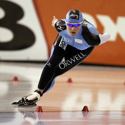 Eisschnellläuferin Pechstein: Hoffen auf das nächste Rennen