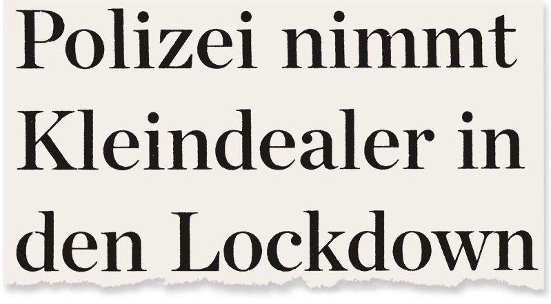 Aus der »Stuttgarter Zeitung«