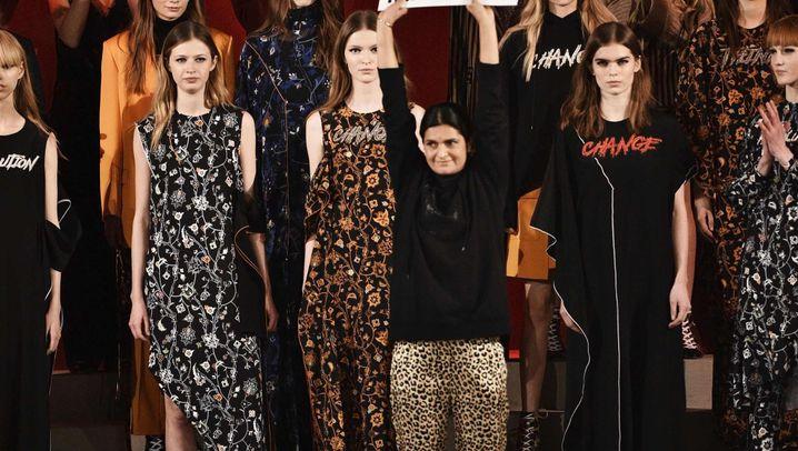 Lala Berlin: Politische Mode aus der Hauptstadt