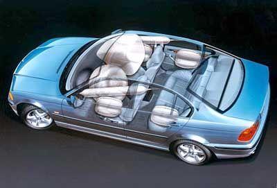 Der Airbag rettet viele Leben - löst aber immer wieder mal falsch aus