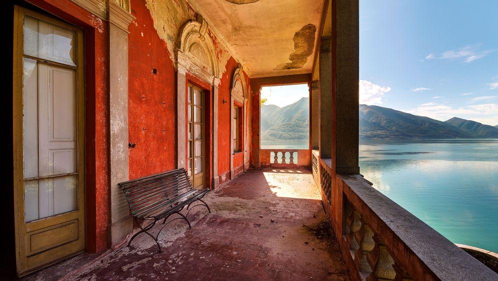 """Bildband """"Nostalgia"""": Italiens schönste Ruinen"""