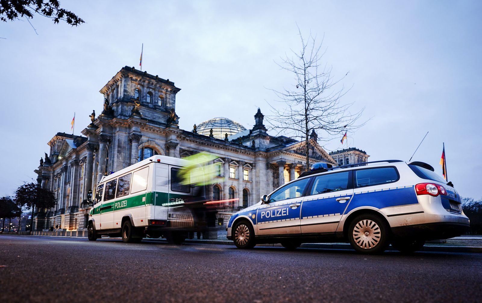 Sicherheit Bundestag