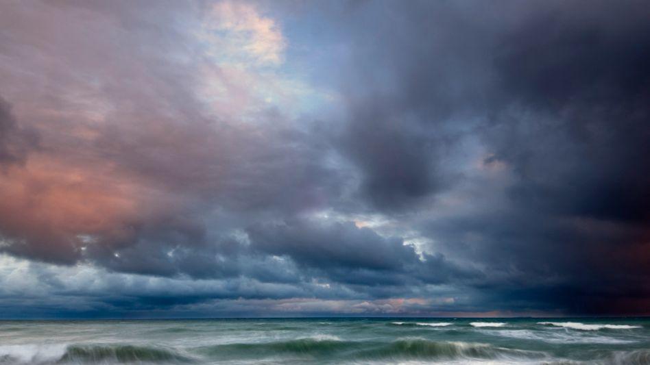 Küste Neuseelands: Warnung vor den Stürmen der Zukunft