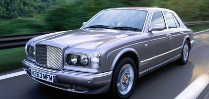 Bentley Arnage: CO2-Emission 495 Gramm je Kilometer.