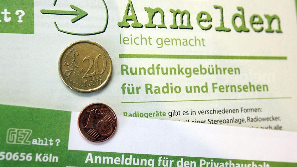Rundfunkgebühren: Geringverdiener können befreit werden