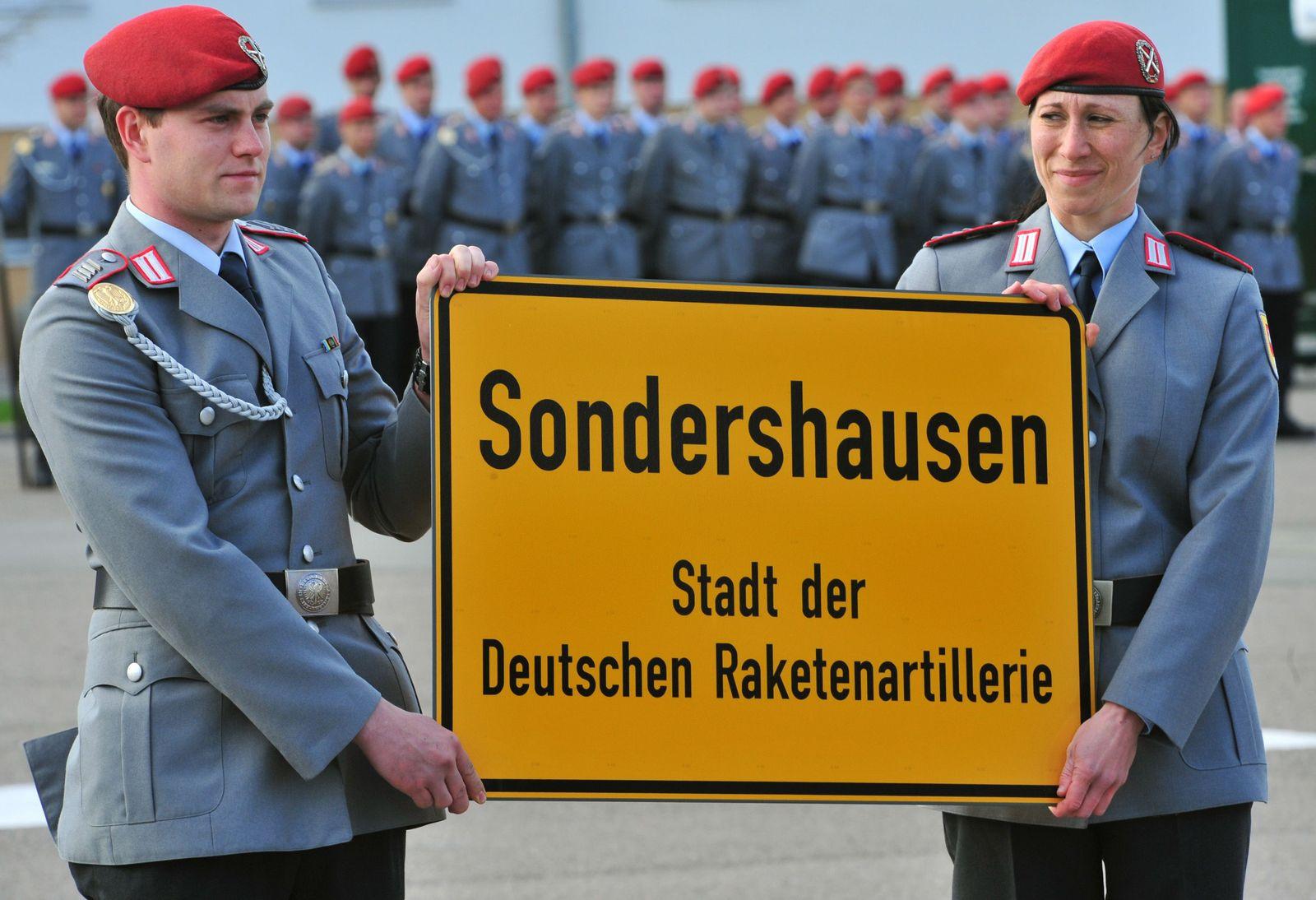 Bundeswehr / Sondershausen