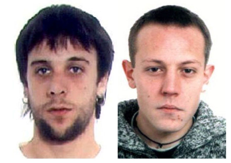 Eta Festnahmen ALLEGED ETA MEMBERS ARRESTED IN FRANCE