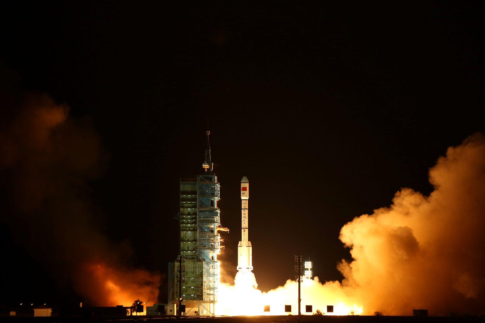 Tiangong2/ CHINA-SPACE