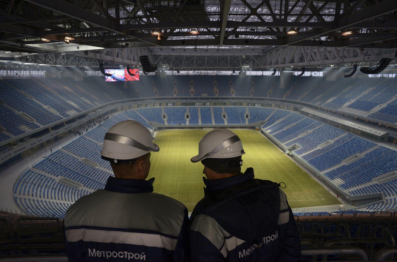 Zenit Arena / St. Petersburg